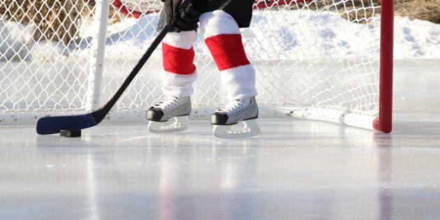 Les parents des jeunes hockeyeurs apprendront comment se comporter à