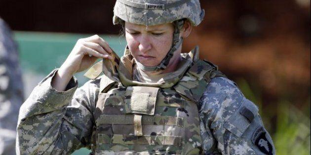 USA: les femmes autorisées à servir au combat dans l'armée