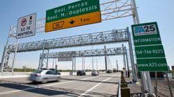 Pont à péage de l'autoroute 25: un recours