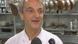 Jean Soulard quitte les cuisines du Château