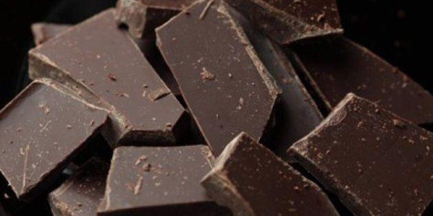 Alerte à l'allergie pour du chocolat pouvant contenir des oeufs et du