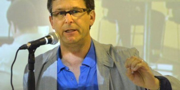 André Frappier est élu à titre de porte-parole par intérim de Québec