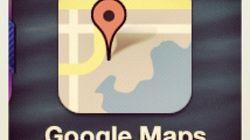 Google Maps fait son grand retour sur