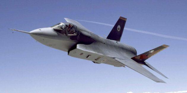 Contrat des F-35 : 45 milliards au lieu de
