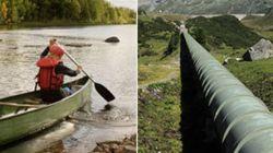 L'industrie des oléoducs a influencé la Loi sur les eaux