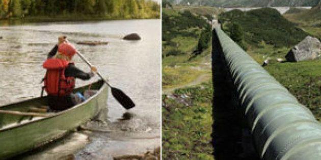 L'industrie des oléoducs a influencé Ottawa pour réformer la Loi sur les eaux