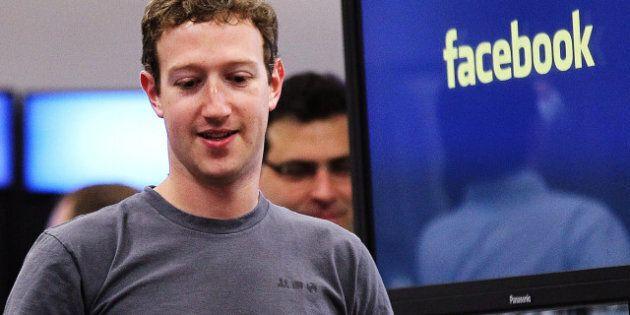 Facebook: la sœur de Mark Zuckerberg se plaint qu'une de ses photos privées soit rendue