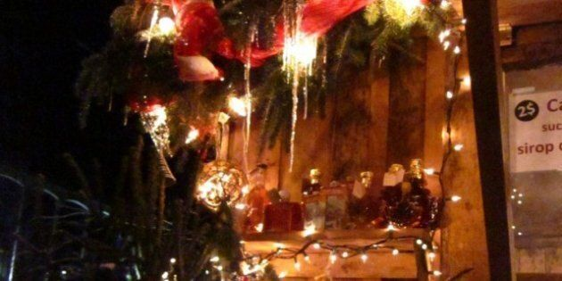 Temps des Fêtes et marchés de Noël: s'imprégner de la magie de Noël à Joliette