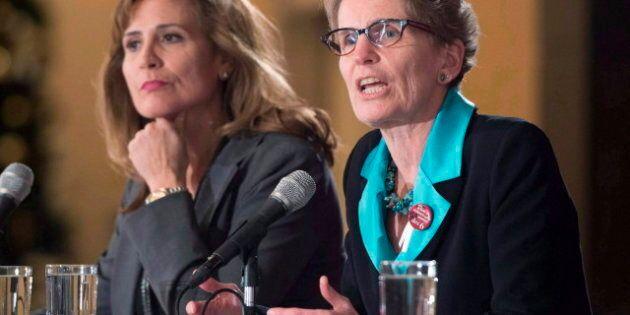 Chefferie du Parti libéral de l'Ontario: ce sera une première