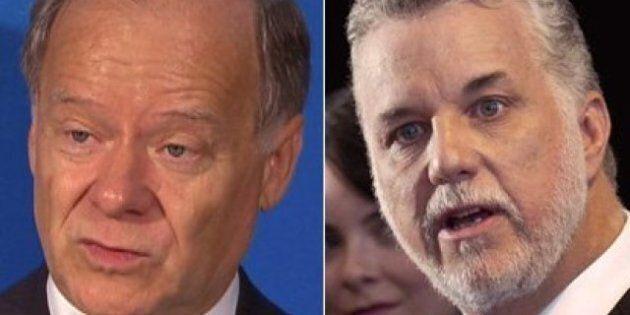 Direction du PLQ: les trois candidats courtisent les