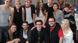 Star Académie Noël 2012 : les académiciens fêtent Noël au