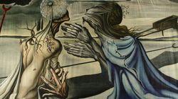 «La Vérità»: un tableau inédit de Salvador Dali exposé à