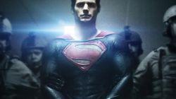 Premières images du côté obscur de Superman dans «Man of Steel»