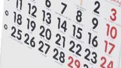 Les Forces canadiennes se trompent de dates sur leurs calendriers