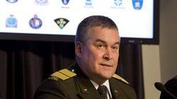 Trois officiers de haut rang de la SQ font l'objet d'une