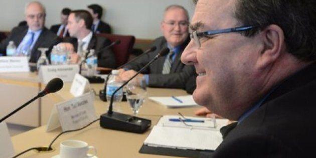 Budget :Flaherty devra composer avec une croissance
