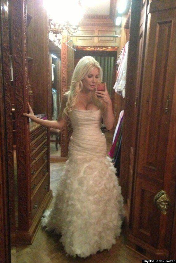 Hugh Hefner, le fondateur de Playboy, se marie pour la 3e