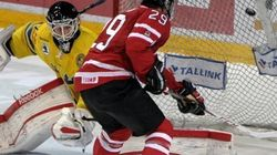Hokey junior: le Canada accède aux