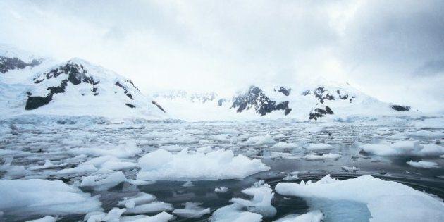 L'Antarctique de l'Ouest fond plus vite que l'on