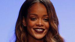 La collection mode de Rihanna est dévoilée à la Semaine de la mode de Londres