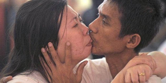 Nouveau record du monde du plus long baiser: 58 heures 35 minutes 58 secondes