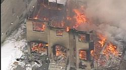 Une maison soufflée à