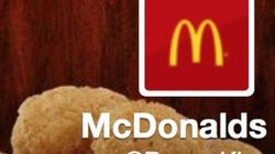 Le compte Twitter de Burger King