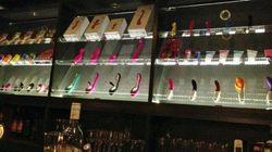 Un bar dévoué à la masturbation féminine fait un tabac à