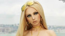 La Barbie humaine se livre et pose pour V