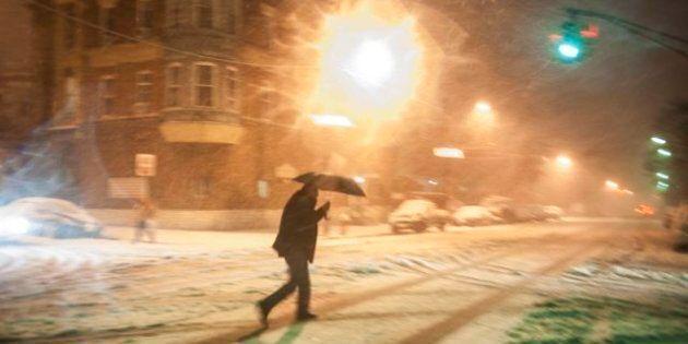Tempête de neige: vols annulés aux États-Unis et au Canada, le bilan