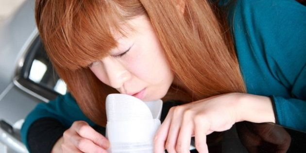 Mal des transports: une gomme pour éviter de vomir ou d'avoir des nausées en