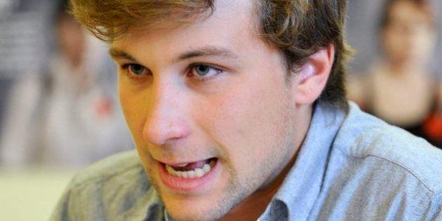 Gabriel Nadeau-Dubois a été reconnu coupable d'outrage au
