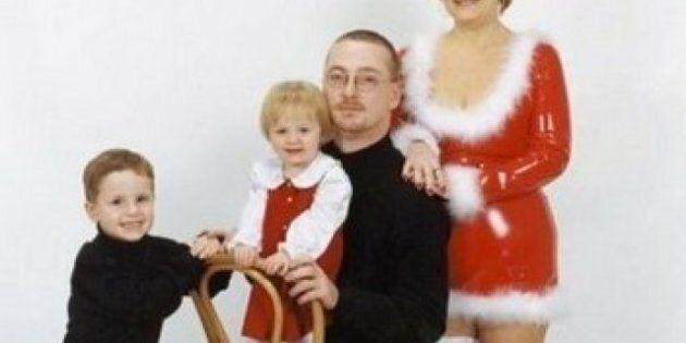 Noël: les pires portraits de famille