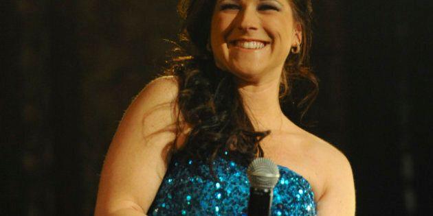 La chanteuse Marie-Élaine Thibert donne naissance à sa fille le 24 novembre, au