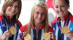 La médaille olympique volée
