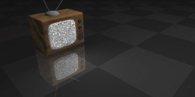 3D version of Image:Pixelart-tv-iso.png . Done in POV-Ray, about 20 mins. Image:Pixelart-tv-niso. png...