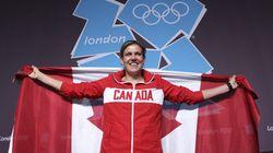 Christine Sinclair est l'athlète canadienne de