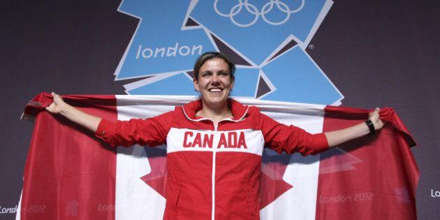 Christine Sinclair est nommée athlète canadienne de l'année après avoir brillé aux JO de Londres