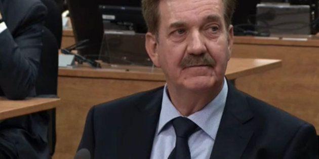 Luc Leclerc se raconte sans détour à la commission