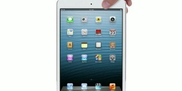 Apple commence à rallonger les délais de livraison pour l'iPad