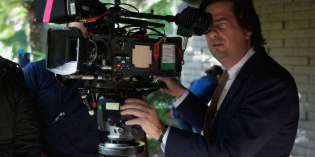 Entrevue avec Roman Coppola pour A Glimpse Inside the Mind of Charles Swan III