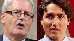 Premier épisode agressif dans la course au leadership des libéraux