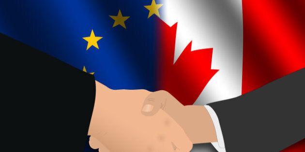 Canada et UE pourraient signer leur accord de libre-échange en