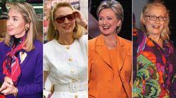 Hillary Clinton fête ses 65 ans. Pour célébrer, voici l'évolution de son style depuis 1969
