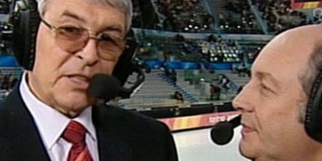 Le commentateur sportif Richard Garneau est décédé, dimanche matin, à l'âge de 82 ans