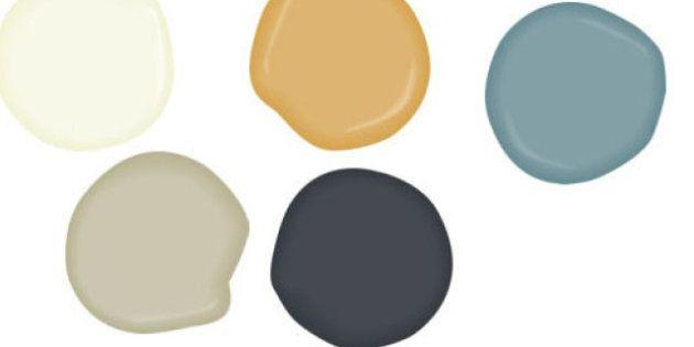 Les couleurs tendances pour la maison en 2013
