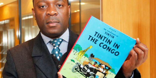 Tintin au Congo n'est pas raciste d'après la justice
