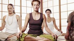 Oui, la marine américaine s'adonnera au yoga et à la