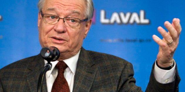 Gilles Vaillancourt se retire temporairement de ses fonctions de maire de Laval pour se reposer et