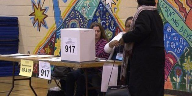 Ville de Montréal: élection partielle à Rivière-des-Prairies sur fond de